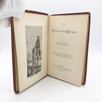 Jules Verne Around the World in Eighty Days c1880's Victorian Adventure