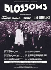 More details for 4 x blossoms tickets, manchester arena, 18th september
