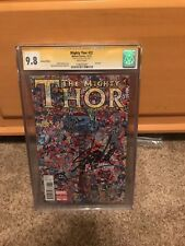 Mighty Thor (2011) #22  CGC 9.8 Stan Lee Signed!