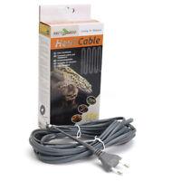 4m/5m/7m9m 15w/25w/50w/80w Reptile Waterproof Heat Cord Cable  !