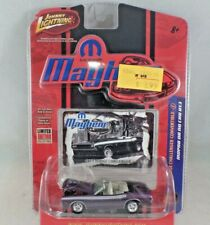 Johnny Lightning Mopar Mayhem '71 Dodge Challenger Convertible Purple NEW 2007