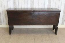 Oak Rustic Antique Boxes & Chests