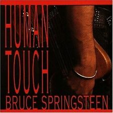BRUCE SPRINGSTEEN --- HUMAN TOUCH  (CD)