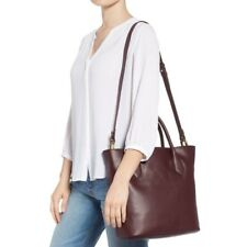J Crew Madewell Harper leather Tote Purse Bag