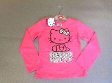Abbigliamento logo rosa per bambine dai 2 ai 16 anni