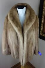 Vintage Medium Mink Fur Coat Jacket #2338s