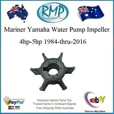 A Mariner Yamaha Water Pump Impeller 4hp-5hp 1984-2016 # 47-96305 R 6E0-44352-00