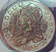 1827 50C Capped Bust Half Dollar