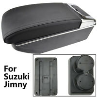 Car Centre Armrest For Suzuki Jimny 2000-2017 Storage Box Arm Rest Console Tray