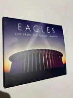 EAGLES DON HENLEY LIVE FROM THE FORUM  - MMXVIII 2-DISC SET TARGET EXCLUSIVE CD