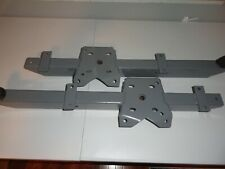 Mustang Ford Nine Inch Leaf Spring Traction Bars