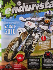 ENDURISTA  n°4 2010 Yamaha YZ 450 F [P33]