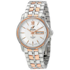Enicar White Dial Automatic Unisex Watch 3168/50/312GK