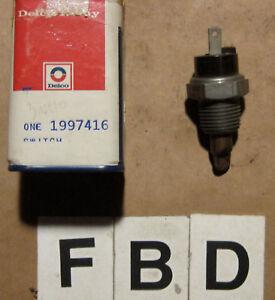 1975 Pontiac Idle Control Solenoid ~ GM Part # 1997416