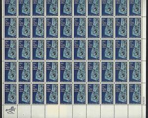 1333 MNH sheet of 50 5-cent stamps - Urban Renewal - Plate #29369 LR - CV $11.50