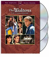 THE WALTONS : COMPLETE SEASON 9 (English cover) -  DVD - UK Compatible