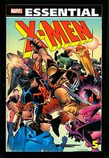 Marvel Essential ~ X-Men Volume 5 ~ Softcover 2nd Printing ~ 2011