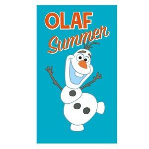 Handtuch Summer   Disney Eiskönigin   Frozen   70x120 cm   Badetuch Strandtuch