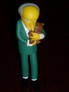 simpsons collectables Bart/Marge/Homer