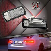 Premium LED Kennzeichenbeleuchtung Audi A6 4F Limousine und Avant