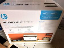 HP Neverstop All-in-one Laser Printer 1202w B8