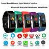 Smart Band Fitness Sport Watch Tracker Bluetooth Bracelet Wristband Heart Rate