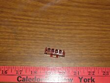 AMP Mate N Lock 4-Pin Connector (red) lot of 3
