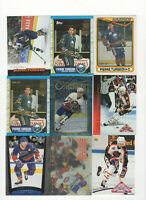 192 count lot mixed Pierre Turgeon CARDS! Sabres/Blues/Canadiens Star Center!!