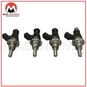 L3K9-13-250A OEM 4 Pcs FUEL INJECTOR SET MAZDA L3K9 L3VDT FOR CX-7 2.3L 2007-12