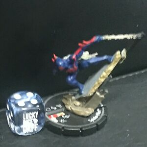 Marvel Heroclix Fantastic Forces 096 Spider-Man Unique