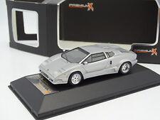 Premium X Résine 1/43 - Lamborghini Countach 1989 Grise