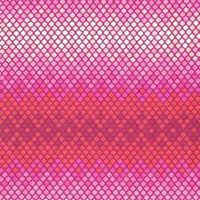 Tula pink - EDEN - Mosaic in Magenta, cotton quilting and style fabric