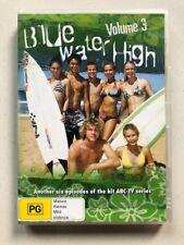 Blue Water High : Volume 3 - ABC (DVD, 2005) Region 4 - RARE