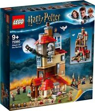 Brand New LEGO Harry Potter 75980 Attack on the Burrow
