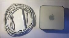 Apple Mac mini A1103 PowerMac G4 1.25 256GB RAM hdd 40 GB good working