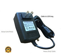 AC Power Supply Power Adapter for Yamaha DGX‑230 and YPG‑235 Portable Keyboard