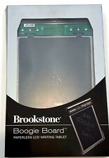 New Brookstone Boogie Board Paperless LCD Writing Tablet