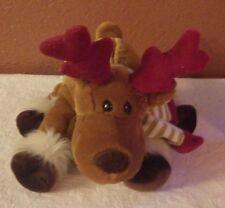 """Animal Alley Reindeer Christmas Plush Stuffed Animal 12"""" Tall"""