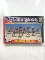 1998 WARHAMMER CITADEL MINIATURES BLOOD BOWL CHAMPIONS OF DEATH SEALED BOX