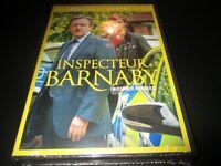 "COFFRET 5 DVD NEUF ""INSPECTEUR BARNABY - SAISON 17 & 18"""