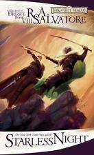 Legend of Drizzt #8 / Legacy of the Drow #2: Starless Night by R. A. Salvatore