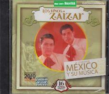 Los Hermanos Zaizar Lo Mejor Mexico y su Musica 16 Exitos Originales NEW NUEVO