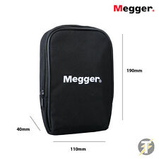 Megger Carry Case / Pouch for AVO210 AVO410 Digital Multimeter, leads and probes