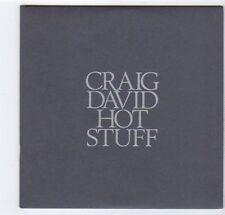 (EZ121) Craig David, Hot Stuff - 2007 DJ CD