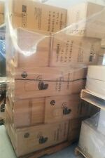 Wholesale Pallet of Motion Sensor Round Touchless Trash cans Stainless Steel New