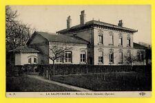 cpa FRANCE 75 - PARIS HÔPITAL LA SALPÉTRIÈRE Pavillon Osiris (Grandes Opérées)