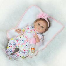 20Inch 50cm Full Body Silicone Vinyl Reborn Baby Doll Realistic Looking Toddler