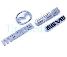 00 01 02 Mazda 626 ES-V6 Trunk Lid Emblem Nameplate Script Logo OEM Rear Deck