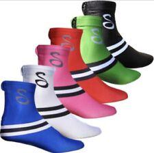 Sock Guy Cycling Aero Shoe Covers Booties Mens Size L / XL Black