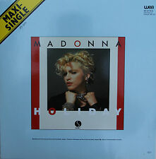 "Vinyle maxi  Madonna ""Holiday"""